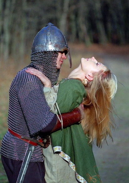 bigstock-Young-medieval-couple-strong--12117653