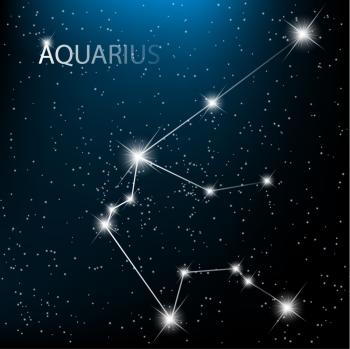 bigstock-Aquarius-vector-Zodiac-sign-b-25800644