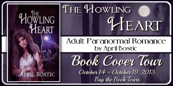 Tour Banner - The Howling Heart