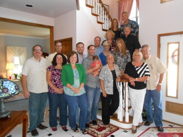 Reunion Photo