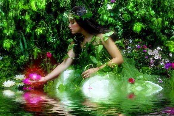 bigstock-Enchanted-Garden-3320524