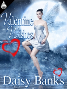 Book Cover for Valentine Wishes by Daisy Banks