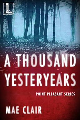 Book cover for A Thousand Yesteryears by Mae Clair