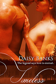 Book Cover for Timeless by Daisy Banks