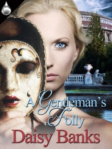 Book cover for A Gentleman's Folly by Daisy Banks