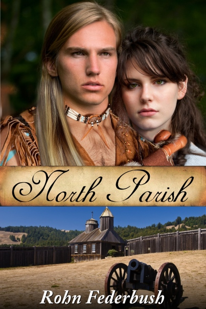 Book cover for North Parish by Rohn Federbush