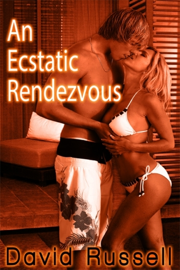 Book cover for an Ecstatic Rendezvous by David Russell