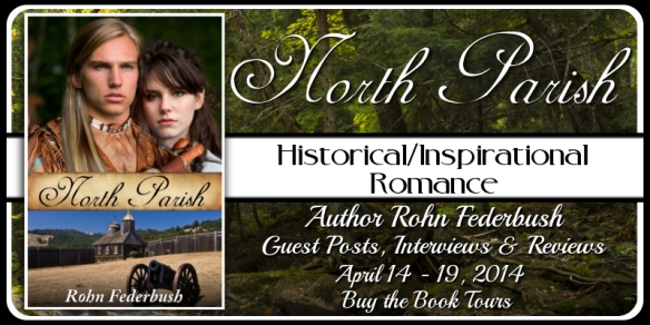 Tour banner for North Parish by Rohn Federbush