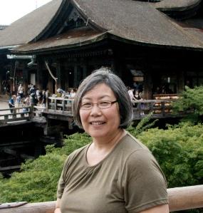 Author, Patricia Kiyono