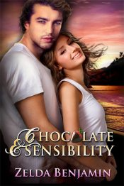 Book cover for Chocolate Sensibility by Zelda Benjamin