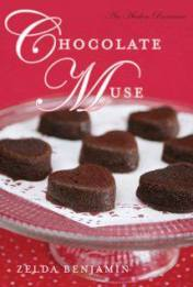 Book cover for Chocolate Muse by Zelda Benjamin