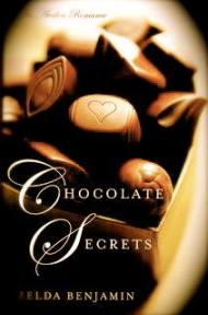 Book cover for Chocolate Secrets by Zelda Benjamin