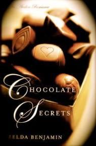 Book cover for Chocolate Secrets by Zelda Benjamin