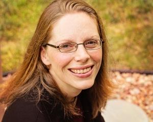 Author Brooke Williams