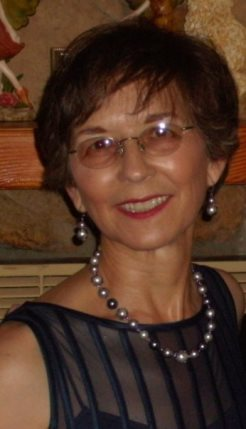 Author, Sandra Cox