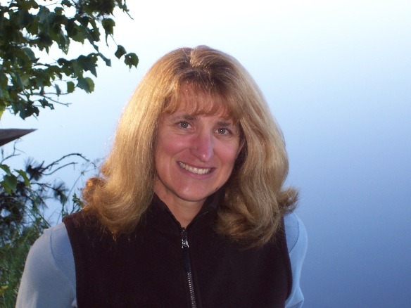 Author, Erin Fanning