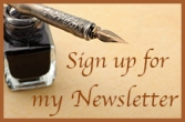 Sign up for my newsletter here