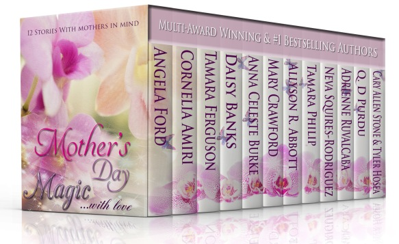 Mothers Day Magic boxed collection of books
