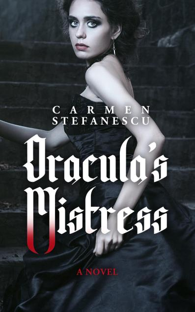Book Cover for Dracula's Mistress by Carmen Stefanescu