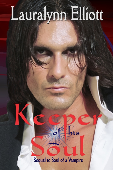 book cover for Keeper of His Soul by Lauralynn Elliott