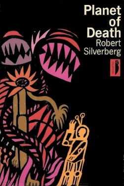 book cover of Planet of Death by Robert Silverberg