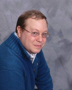 Author, Charles Yallowitz