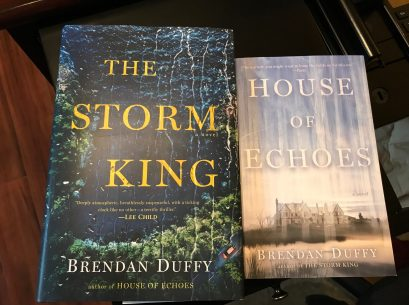 books by Brendan Duffy