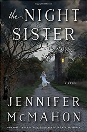 cover for The Night Sister a mystery/suspense novel by Jennifer McMahon