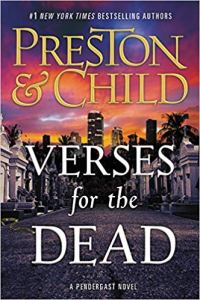 Book cover for Verses of the Dead by Preston & Child