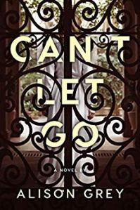 book cover for Can't Let Go by Alison Grey