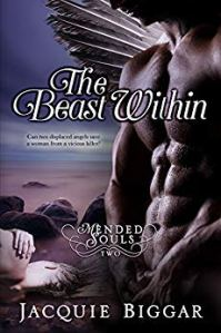 Book cover for the Beast Within by Jacqui Biggar