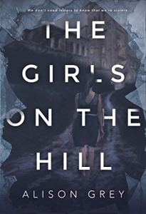 Book Cover for Girls on the Hill by Alison Grey
