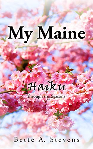 Book cover for My Maine by Bette A. Steven's