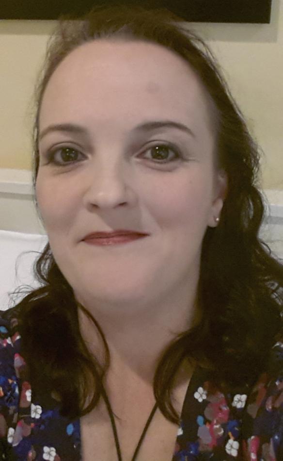 Author, Harmony Kent