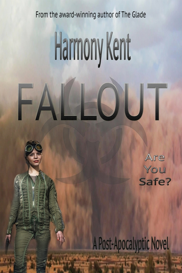 Book cover for Fallout by Harmony Kent