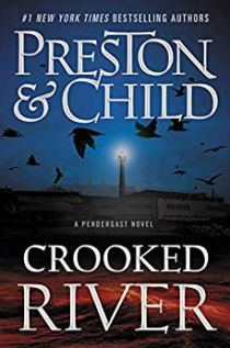 "Preston and Child deliver another outstanding Pendergast tale, this time involving detached feet that wash up on a beach in Sanibel Island. Based on actual occurrences of this strange phenomenon happening in the Pacific Northwest, P&C have spun their own twisted explanation and moved the location to southern Florida. Pendergast, a special agent with the FBI, is unlike any other fictional detective I've encountered, which is why, nineteen books in, this series continues to deliver. He's unbelievably brilliant, obscenely wealthy, and cool as ice, even in the worst of circumstances. The fact that he consistently ignores established procedure and can verbally vivisect someone without batting an eye only adds to his appeal. Watching him piece together and solve a crime is entertainment of the nth degree. Preston and Child have also given him an excellent cast of supporting characters, who filter in and out of the series through various books. Pendergast's ""ward,"" Constance Greene gets to shine in Crooked River. Most of the time, Constance is prim and proper, but when needed, she becomes a skilled and lethal assailant as she proves in this book. I also love Agent Coldmoon, a Native American FBI agent Pendergast worked with in the last book. The contrasts between these two and how they interact is always fun. The book keeps you flipping pages with several divergent plot threads that converge for an explosive ending. Over the top, yes, but for sheer entertainment value, you can't beat Preston and Child, and especially not Pendergast. Loved it!"