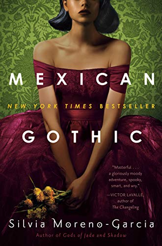 "Set during the 1930s in Mexico, this Gothic novel hits all the right notes—a crumbling old mansion with a family cemetery, a dying patriarch, twisted family history, suicide and murders. Socialite, Noemi, travels to High Place, the home of her recently married cousin after her father receives a strange letter from Catalina that includes references to the walls ""talking,"" among other oddities.  When Noemi arrives, she finds her once vibrant cousin subdued and sickly, attended by members of her new husband's family. Noemi is uncertain what to make of the handsome and charismatic, Virgil Doyle, but finds his stern and aloof Aunt Florence—Catalina's primary caregiver—uncommunicative and regimental. Florence's son, Francis, is somewhere in the middle, a bit timid, even awkward. These characters drive the plot, but revelations come slowly. Although set in Mexico, nothing really marks this as a Mexican mystery. Except for Noemi and Catalina, all the characters are English. For the most part, I was glued to the pages, especially the descriptions of the moldy, depressing mansion and cemetery. The history of the Doyle family, including their ownership of a once profitable silver mine is intriguing, as are glimpses of several Doyle ancestors and the murders and suicide that bind them. As the main character, Noemi is strong, an excellent protagonist.  I give an A+ for all the above, but the horror elements didn't work for me. I was hoping for a good ghost story, but the ""big bad"" is something entirely different. That plot thread got tedious, especially in the middle of the book, although the ending is fast-paced and climatic. C+ for the horror elements/plot thread, so 4 stars overall. I did like how everything turned out, and would certainly read this author again."