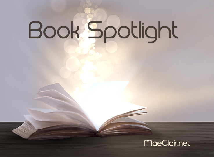 An open book with rays and orbs of light shooting from the pages